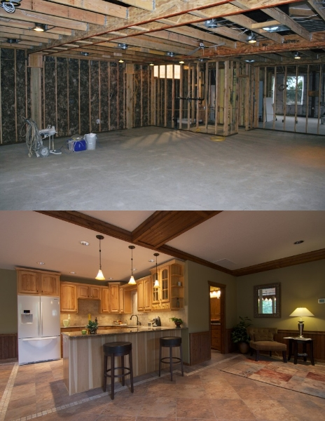 Pole Barn Transformation Vancouver WA | L. E. Burgess Remodeling ...
