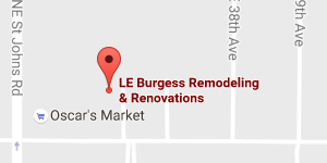 L. E. Burgess Remodeling & Renovations on Google Maps