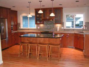 Cabinets Vancouver Wa L E Burgess Remodeling Renovations