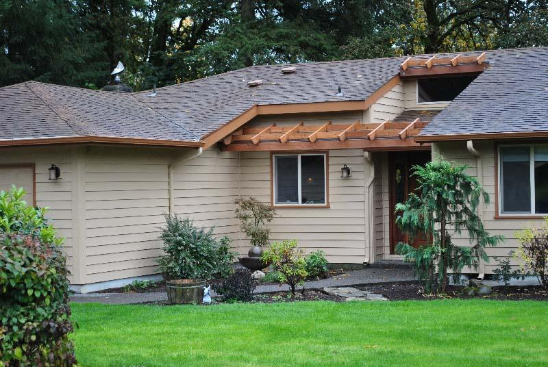 Exterior renovations before and after gallery of exterior for Exterior design vancouver wa